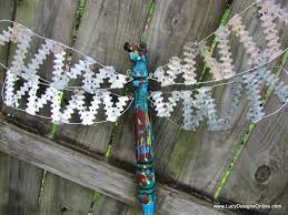 dragonflies layered paint metal wings and wire wings designs