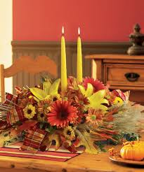 time to give thanks thanksgiving flowers centerpieces and gifts