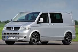 volkswagen new van carscoops vw transporter