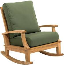 Cushions For Lounge Chairs Patio Rocking Chair Cushions Wonderful Rocking Patio Chairs With