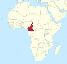 map of cameroon map of cameroon africa