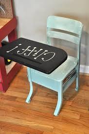 Chalk Paint Desk by Best 25 Chalkboard Desk Ideas On Pinterest Chalk Paint Desk
