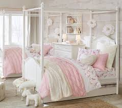 Bed Frame Canopy Madeline Canopy Bed Pottery Barn