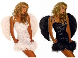 halloween angel costumes new angel costume dress w feathers u0026 wings fancy party