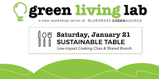 green living lab sustainable table bluegrass greensource