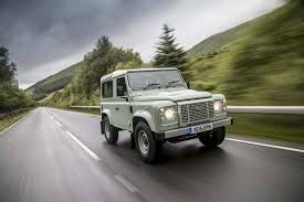 range rover defender 2018 the next land rover defender u0027s design will be