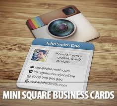 mini business cards free instagram business cards instagram business cards fragmat free