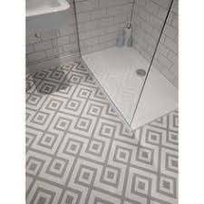 Bathroom Vinyl Flooring by Mardi Gras 592 Sagres Grey Patterned Vinyl Flooring For My