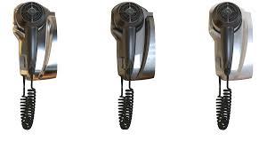 Wall Mount Hair Dryers Waterproof U0026 Silent Wall Mounted Hotel Hair Dryer Simply
