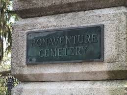bonaventure cemetery is a must do while you are visiting savannah