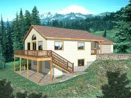 hillside house plans for sloping lots house plans for hillside lots multi level house for a