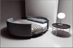 canapé lit rond canapé lit rond intérieur déco
