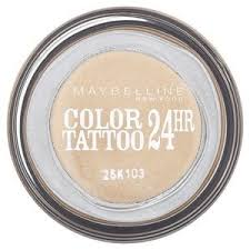 maybelline color 24hr single eyeshadow 05 gold superdrug
