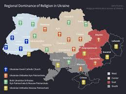 Africa Religion Map by Religion In Ukraine Denominations U0026 Acceptance