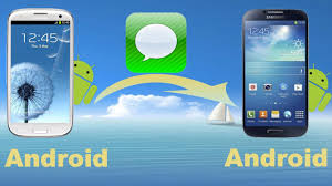 copy android messages another android phone or sync sms