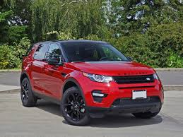 land rover discovery sport 2017 review 2016 land rover discovery sport hse si4 road test review