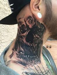image result for mens throat tattoo tatsyo pinterest throat