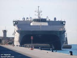 bureau of shipping marseille vessel details for usns trenton high speed craft imo 9677533