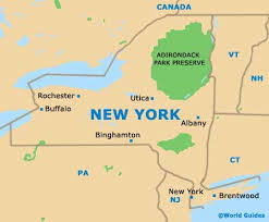 usa map states new new york maps and orientation new york usa