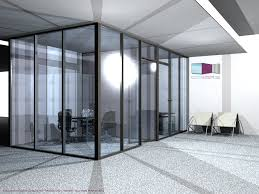 cloison vitr bureau spaceplanning plan 2d et 3d de vos travaux espace cloisons alu