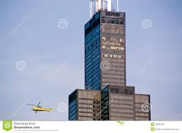 Sears Tower by Sears Tower Downtown Chicago Stock Images Image 15363194