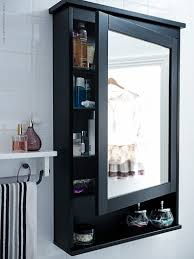 Black Bathroom Wall Cabinet by Cabinet Vanity Bathroom