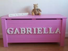 14 best toy box images on pinterest toy boxes personalised toy
