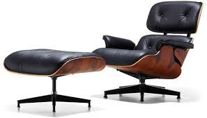 Lounge Ottoman Eames Lounge Chair And Ottoman Bond Lifestyle