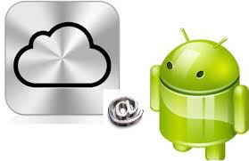 icloud to android access your apple email account on your android device follow