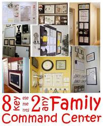 kitchen message center ideas 106 best centre de commande familial images on