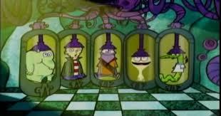 Aliens Meme Original - the aliens prisoners cartoon network know your meme