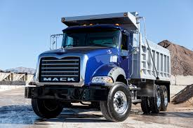 mack introduces enhancements to vocational truck lineup