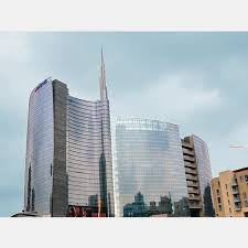 unicredit sede generale tour a spires mesh palais unicredit milan studio tecnolaf srl