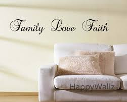 28 family quotes wall stickers art mural decal vinyl quotes family quotes wall stickers family love faith quote wall sticker family love faith