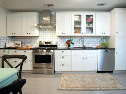 what size subway tile for kitchen backsplash colorful kitchen backsplash tiles white marble subway tile tiles