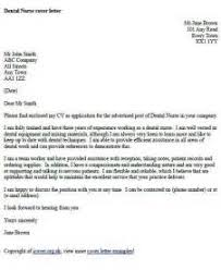 ideas of good cover letter for a dental receptionist also letter