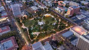 san jose st park redesign contract awarded