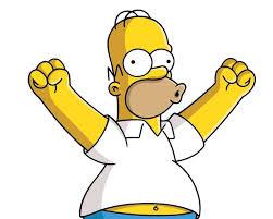 Woohoo Meme - homer simpson woohoo blank template imgflip