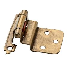 brass cabinet hinges cabinet hardware the home depot