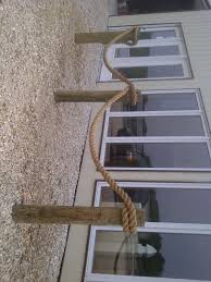 Outdoor Nautical Decor by Nautical Fence Use The Post For The Split Rail Fence When