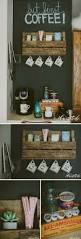 rustic coffee mugs 15 best diy coffee station ideas for your home