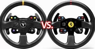 thrustmaster 458 review thrustmaster leather 28 gt wheel add on review xbox one racing