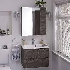 wallpaper ideas for small bathroom small bathroom storage ideas plywood vanity make