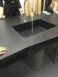 modern kitchen sink design amazing black granite countertop kitchen island touch