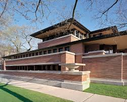 attraction chicago robie house