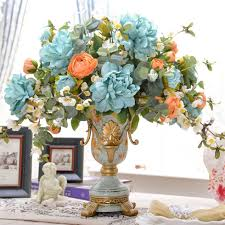 how to decorate your home with artificial flowers