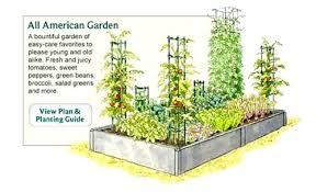 Raised Vegetable Garden Layout Raised Vegetable Garden Planner Raised Vegetable Garden Layout
