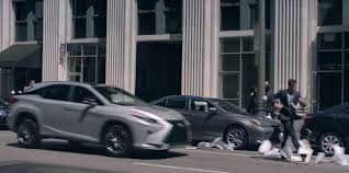 lexus supercar commercial lexus f performance lineup in new awesome clip autoevolution