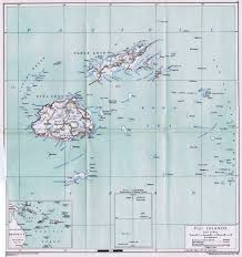 Fiji Islands Map The Day We Lost The Prince Of Wales
