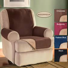 Wing Chair Cover Recliner Chair Slipcover Pattern 68 Sheepskin Chair Covers